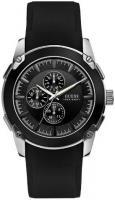 Zegarek męski Guess pasek W0169G1 - duże 1
