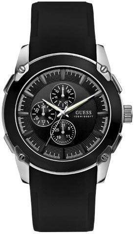 Zegarek Guess - męski  - duże 3