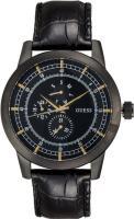 Zegarek męski Guess pasek W0187G3 - duże 1
