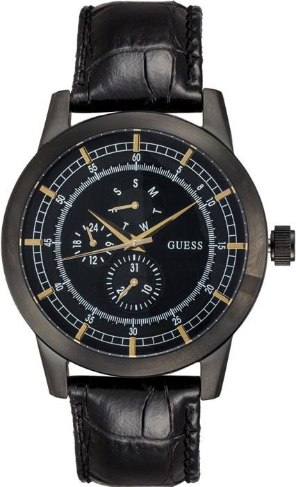 Zegarek Guess W0187G3 - duże 1