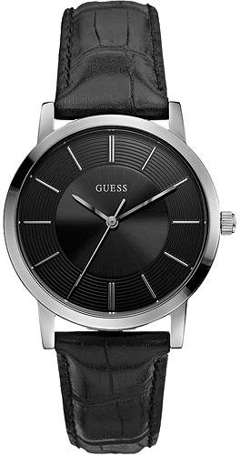 Zegarek męski Guess pasek W0191G1 - duże 1