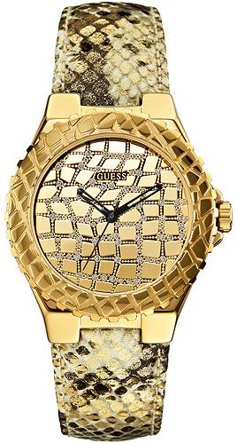 Zegarek damski Guess pasek W0227L2 - duże 1