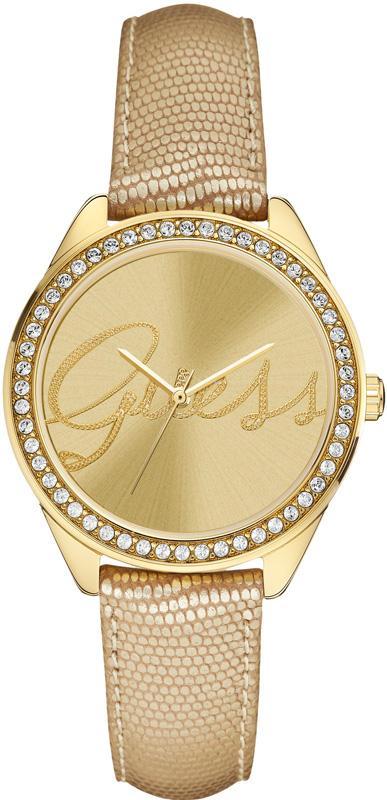 Zegarek damski Guess pasek W0229L4 - duże 1