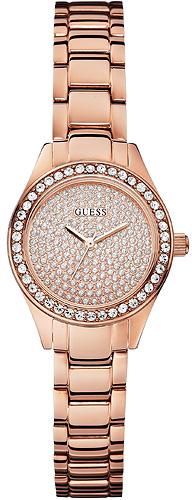 Zegarek Guess W0230L3 - duże 1