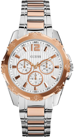 Zegarek Guess W0232L4 - duże 1