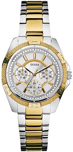 Zegarek Guess W0235L2 - duże 1