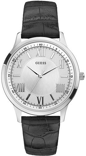 Zegarek męski Guess pasek W0254G1 - duże 1