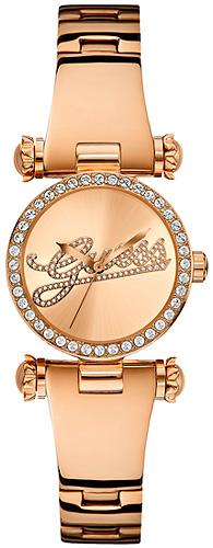 Zegarek damski Guess bransoleta W0287L3 - duże 1