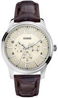 Zegarek męski Guess pasek W0294G1 - duże 1