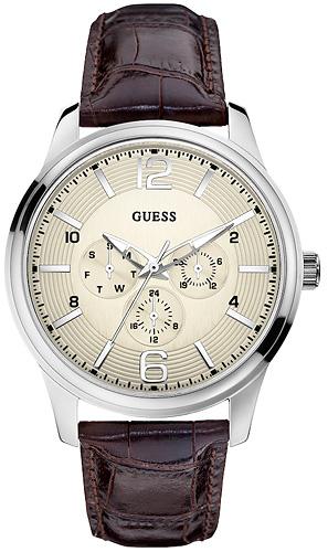 Zegarek Guess W0294G1 - duże 1