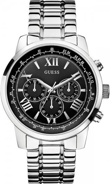 Zegarek Guess W0379G1 - duże 1