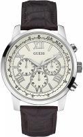 Zegarek męski Guess pasek W0380G2 - duże 1
