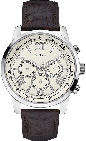 Zegarek Guess W0380G2 - duże 1