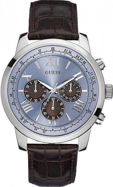 Zegarek Guess W0380G6 - duże 1