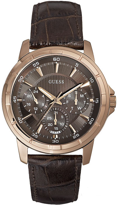 W0498G1 - zegarek męski - duże 3