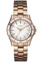 Zegarek damski Guess bransoleta W0557L2 - duże 1