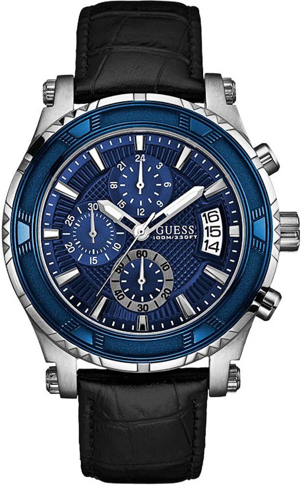 W0673G4 - zegarek męski - duże 3