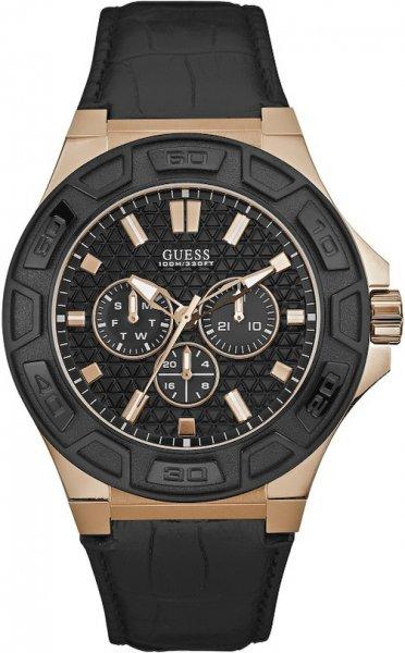 Zegarek Guess W0674G6 - duże 1