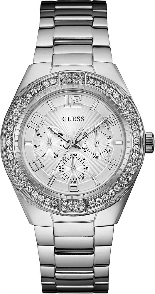 Zegarek Guess W0729L1 - duże 1