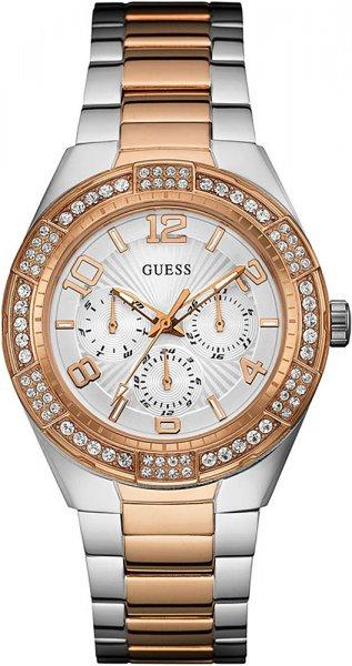 W0729L4 - zegarek damski - duże 3