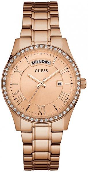 W0764L3 - zegarek damski - duże 3