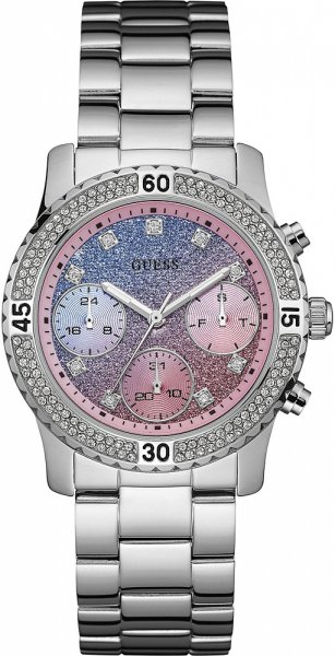 W0774L1 - zegarek damski - duże 3