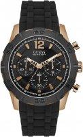 Zegarek męski Guess pasek W0864G2 - duże 1