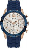 Zegarek męski Guess pasek W0864G5 - duże 1