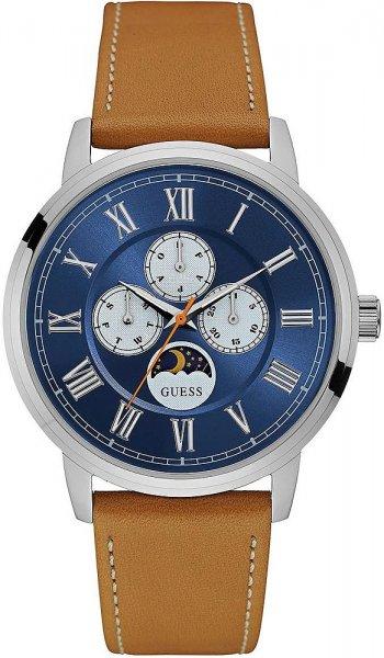 Zegarek męski Guess pasek W0870G4 - duże 3