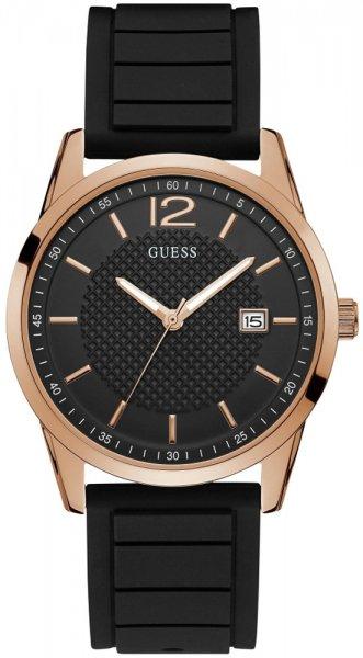 Zegarek męski Guess pasek W0991G7 - duże 1