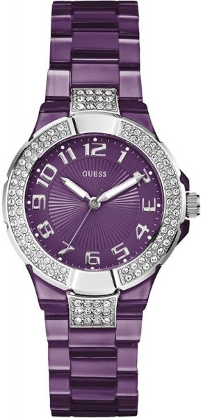 W11611L3 - zegarek damski - duże 3