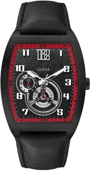 Zegarek męski Guess pasek W13579G2 - duże 1