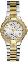 Zegarek damski Guess bransoleta W15072L3 - duże 1