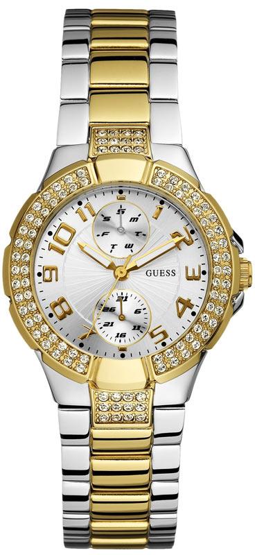 Zegarek Guess W15072L3 - duże 1