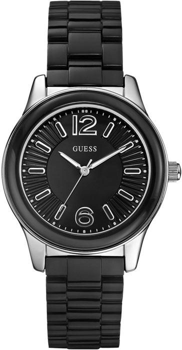 Zegarek damski Guess pasek W85105L2 - duże 1