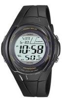 Zegarek męski Casio sportowe WLS-21H-1A - duże 2