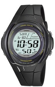 WLS-21H-1A - zegarek męski - duże 3
