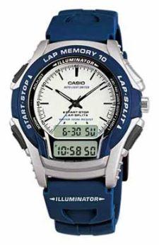 Zegarek Casio WS-300-2EVSEF - duże 1
