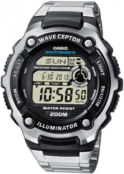 WV-200DE-1AVER - zegarek męski - duże 3