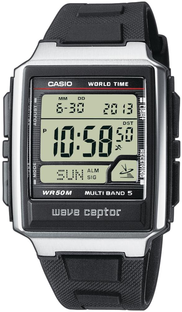 Zegarek męski Casio Radio Controlled WV-59E-1AVEF - zdjęcie 1