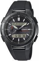 Zegarek męski Casio radio controlled WVA-M650B-1AER - duże 1