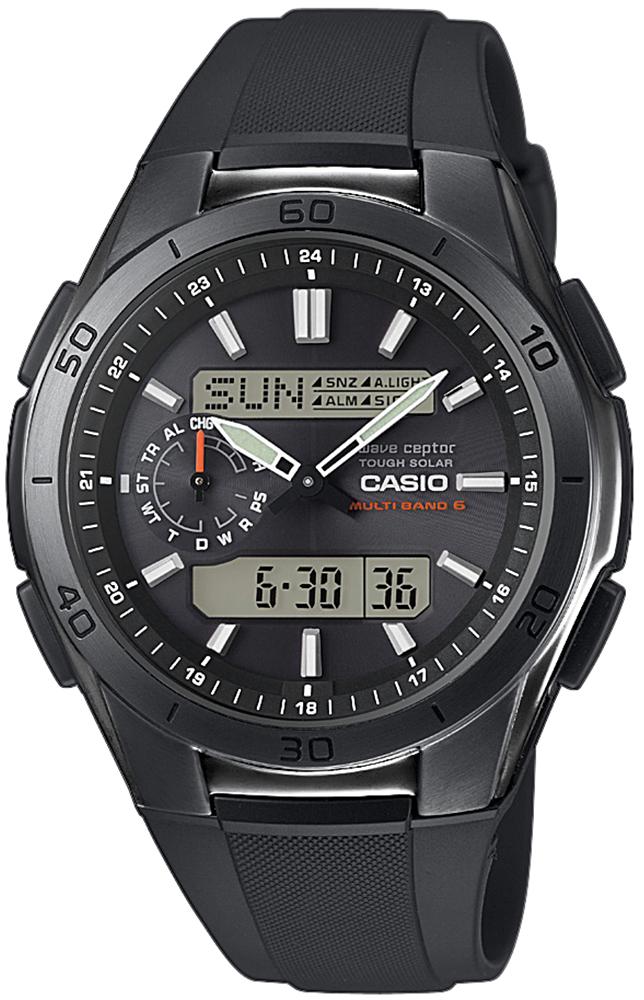 Zegarek Casio WVA-M650B-1AER - duże 1