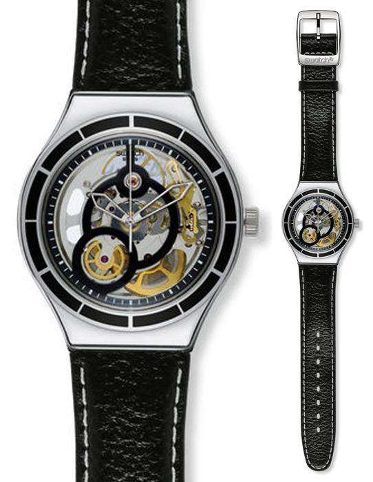 YAS108 - zegarek męski - duże 3