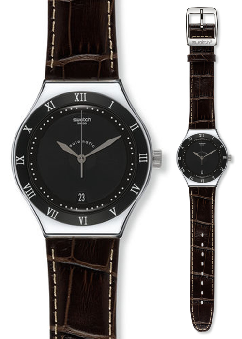 YAS412 - zegarek męski - duże 3