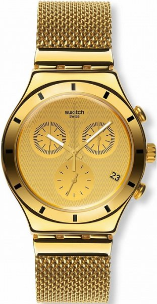 YCG410GA-POWYSTAWOWY - zegarek męski - duże 3