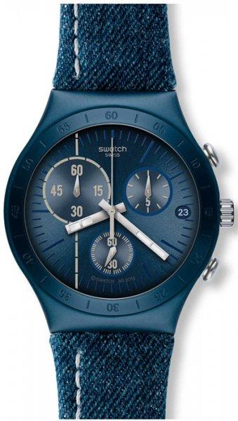 Zegarek Swatch YCN4008 - duże 1