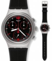 zegarek Red Casual Swatch YCS568