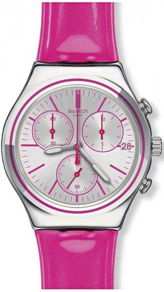YCS587 - zegarek damski - duże 3
