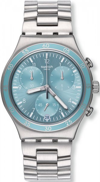 YCS589G - zegarek męski - duże 3