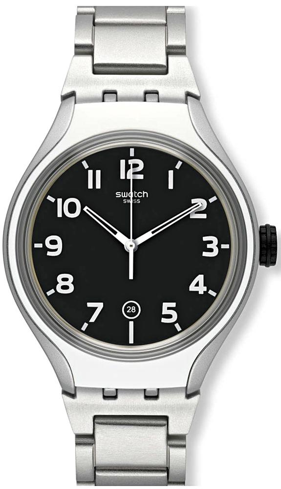 YES4011AG - zegarek męski - duże 3